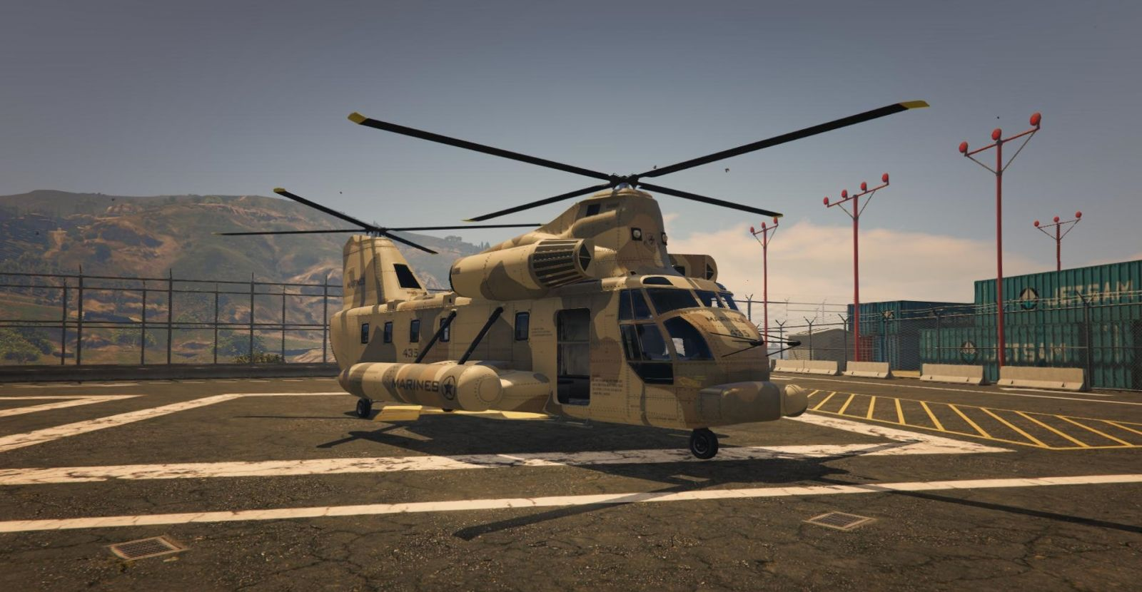 Gta 5 Cargobob Location Online, Gta, Free Engine Image For ...