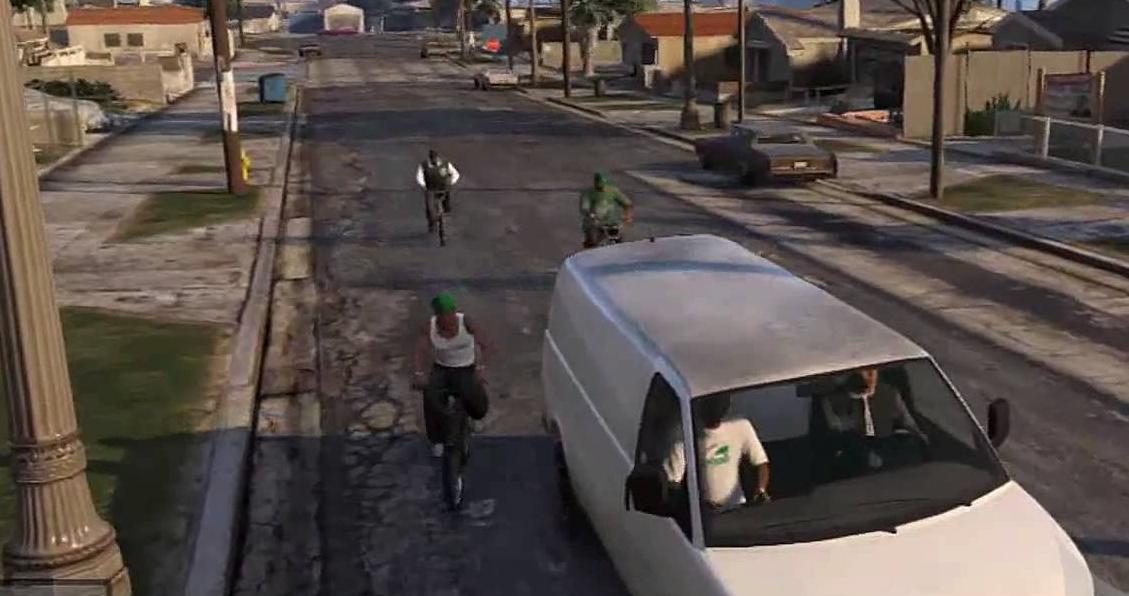 GTA San Andreas Прохождение   GamesisArtru