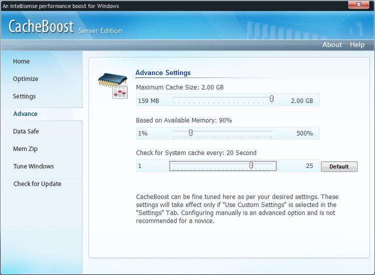 Systweak CacheBoost 5.0.2.3. Pro Edition