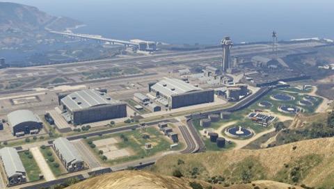 военная база форт занкудо гта 5